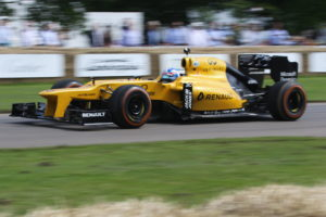 Goodwood Festival of Speed FoS